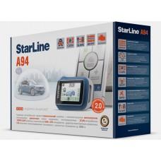 Автосигнализация StarLine A94 GSM 2CAN Slave