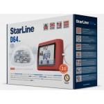 Автосигнализация StarLine D64 2CAN Slave