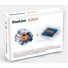 CAN-модуль StarLine 2CAN 35