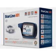 Сигнализация Старлайн А91 Инструкция